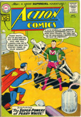 ACTION COMICS #278 © 1961 DC Comics
