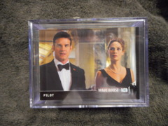 Warehouse 13 Card Set Syfy © 2010, Rittenhouse Archives