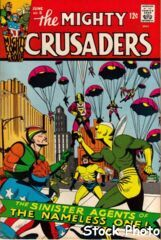 The Mighty Crusaders #5