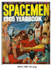 Spacemen 1965 Yearbook © Warren Publications