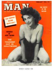 Modern Man v05#08-56 © February 1956