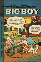 Adventures of the Big Boy #227 © 1976
