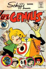 Li'l Genius #5 © 1959 Blue Bird Comics