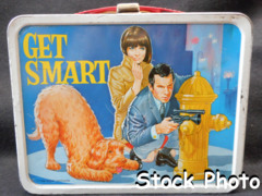Get Smart © 1966 King Seeley Lunch Box