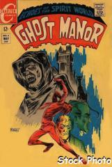 Ghost Manor v1#06 © May 1969 Charlton