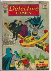Detective Comics #289 © March 1961 DC Comics