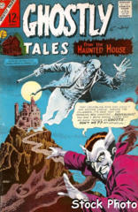 Ghostly Tales #062 © August 1967 Charlston