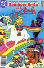 Rainbow Brite and the Star Stealer © March 1986 DC