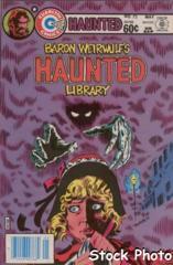 Haunted #73 © May 1984 Charlton