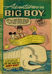 Adventures of the Big Boy #165 © 1971