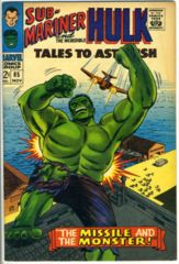Tales to Astonish #085 © November 1966 Marvel Comics
