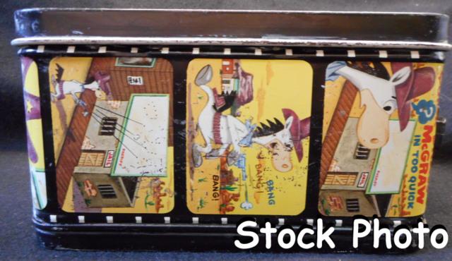 Huckleberry Hound and Friends Lunch Box© 1961, Aladdin
