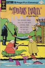 Addams Family #2 © 1975 Gold Key