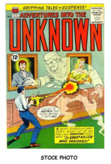 Adventures into the Unknown #146 © February 1964 American Comics Group