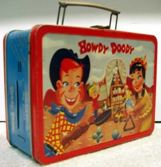 Howdy Doody Lunch Box © 1954 Adco Liberty