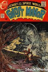 Ghost Manor v1#08 © September 1969 Charlton