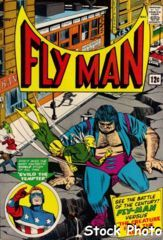 Fly Man #34 © November 1965 Archie Comics