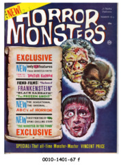Horror Monsters #10 © Winter 1964/65 Charlton Publications