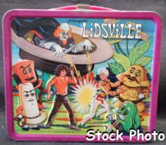 Lidsville Lunch Box © 1971, Aladdin
