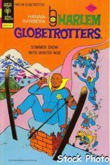 Harlem Globetrotters #11 © October 1974 Gold Key