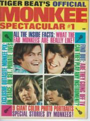 Tiger Beat's Official Monkee Spectacular #1 © April 1967