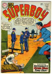 SUPERBOY #091 © September 1961 DC Comics