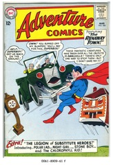 ADVENTURE COMICS #306 © 1963 DC Comics