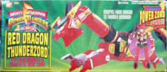 Mighty Morphin Power Rangers Red Dragon Thunderzord © 1994 Bandi 2225
