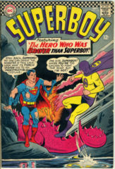 SUPERBOY #132 © September 1966 DC Comics