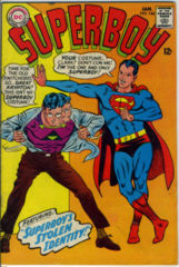 SUPERBOY #144 © January 1968 DC Comics