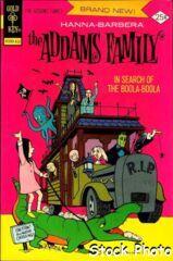 Addams Family #1 © 1974 Gold Key