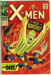 The X-MEN #028 © 1967 Marvel Comics