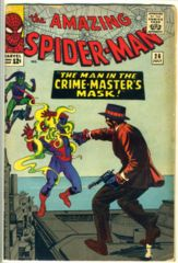 Amazing Spider-Man #026 © July 1965 Marvel Comics