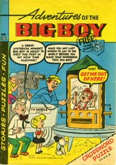 Adventures of the Big Boy #193 © 1973