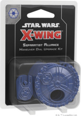 Star Wars X-Wing: 2nd Edition - Separatist Alliance Maneuver Dial Upgrade Kit © 2019