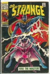 Doctor Strange #177 © February 1969 Marvel Comics