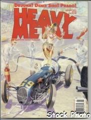 Heavy Metal v16#5 Jan 1993