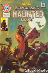 Haunted #21 © April 1975 Charlton
