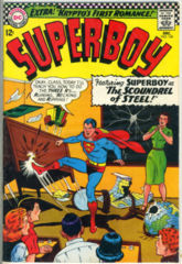 SUPERBOY #134 © December 1966 DC Comics