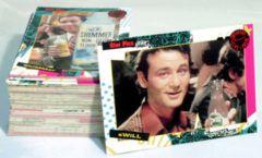 SATURDAY NIGHT LIVE Card Set w/ Stickers © 1992