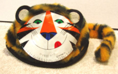 Tony the Tiger Beanie Kellogg's Frosted Flakes Cereal Premium