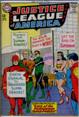 JUSTICE LEAGUE of AMERICA #028 © June 1964 DC Comics