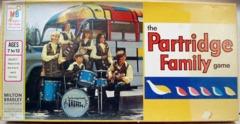 Partridge Family Game © 1971 Milton Bradley 4221