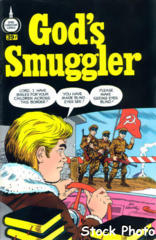 God's Smuggler © 1972 Spire Christian Comics
