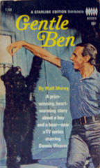 GENTLE BEN © 1967 Morey Tempo T166 PB