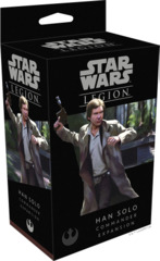 Star Wars: Legion - Han Solo Commander Expansion © 2018
