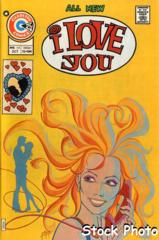 I Love You #114 © October 1975 Charlton Comics
