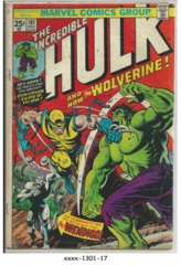 The Incredible Hulk #181 © November 1974 Marvel Comics