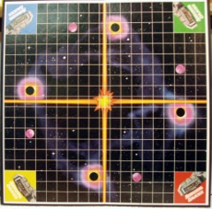 Battlestar Galactica Game Board