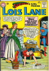 SUPERMAN'S GIRL FRIEND LOIS LANE #048 © April 1964 DC Comics
